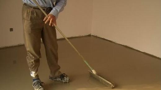 水泥自流平施工方法有哪些