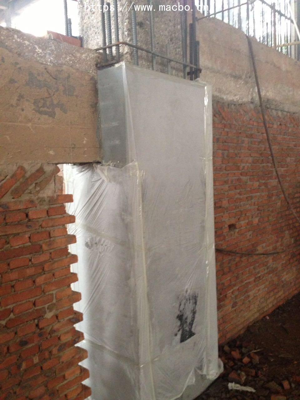 灌浆机修补裂缝原理
