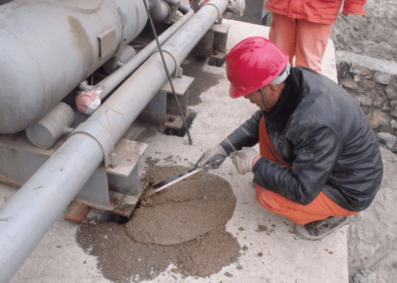 环氧灌浆料与普通水泥基灌浆料区别