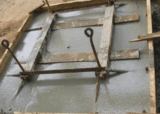 机械设备安装灌浆要求