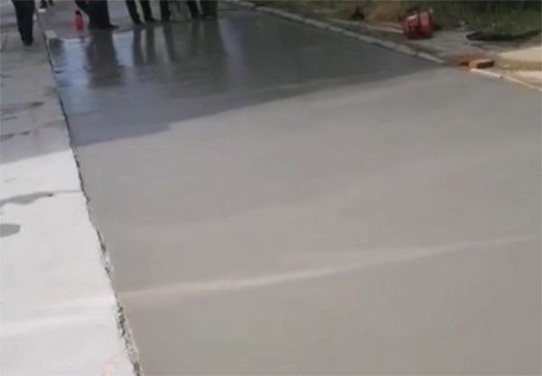 预制灌浆料排架在水利工程中施工要求