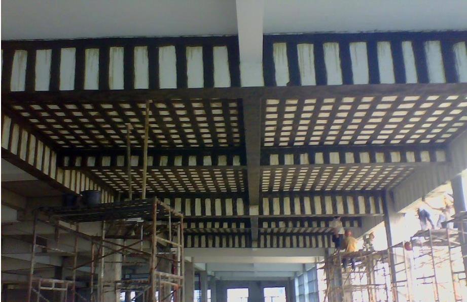 建筑施工在什么情况下使用粘钢胶