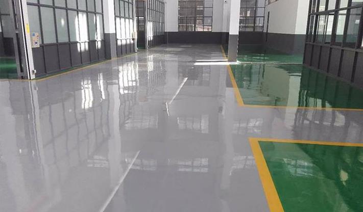 环氧树脂地坪的施工步骤是怎样的 全面解