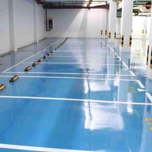 环氧树脂地坪优点