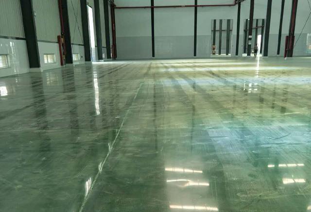 什么是混凝土密封固化剂地坪