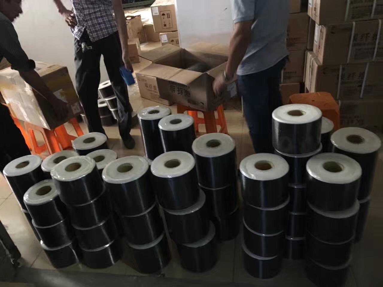 碳纤维布的工艺流程步骤分析