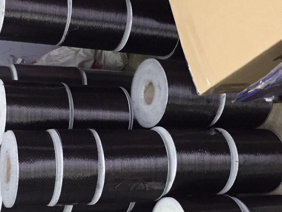 粘贴碳纤维布出现空鼓的原因及解决办法