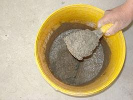 粘结砂浆施工方法