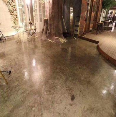 地坪漆施工时有哪些环境要求