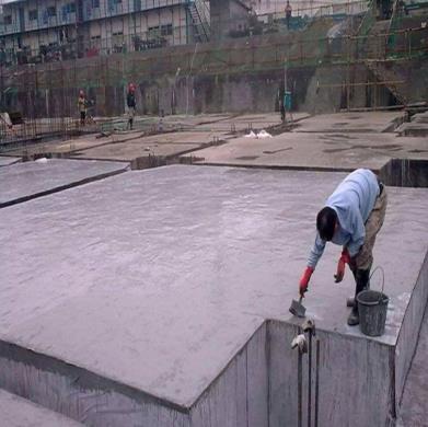 聚合物水泥防水砂浆的配合比 盘点聚合物