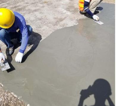 混凝土路面裂缝应该用什么材料进行修补