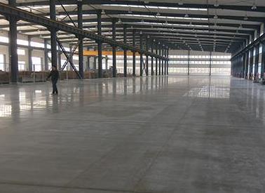 混凝土固化剂施工工艺 盘点混凝土地坪固
