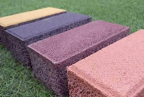 透水混凝土做法配合比 盘点透水混凝土功