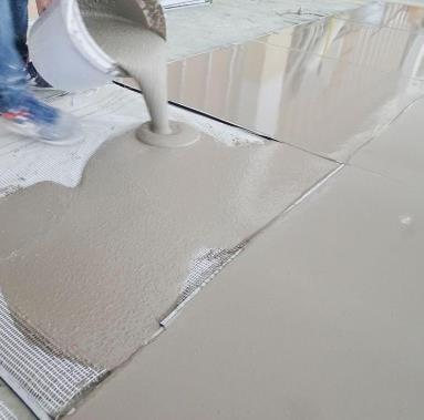 自流平水泥砂浆是什么 简述自流平水泥砂