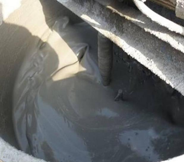 矿物掺合料的料混凝土灌浆料配合比方法