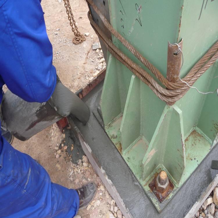 影响加固灌浆料收缩的主要因素