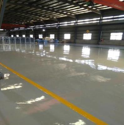地下车库可以用环氧树脂地坪漆吗