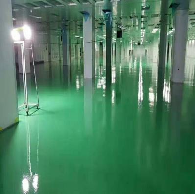 环氧树脂地坪漆应该怎样检测它的厚度呢