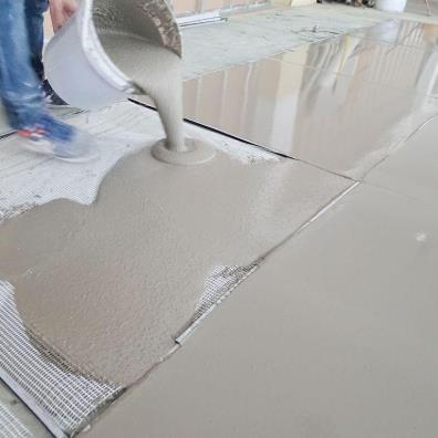 自流平水泥应该怎样进行地面施工 解析自流平水泥施工工艺
