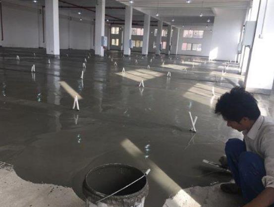 自流平水泥是什么
