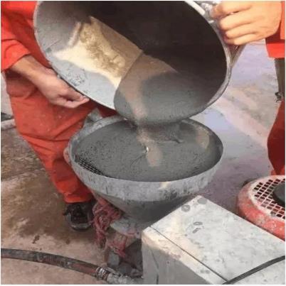 高强无收缩灌浆料有哪些优点