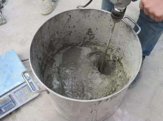 压浆料路面裂缝修复施工流程