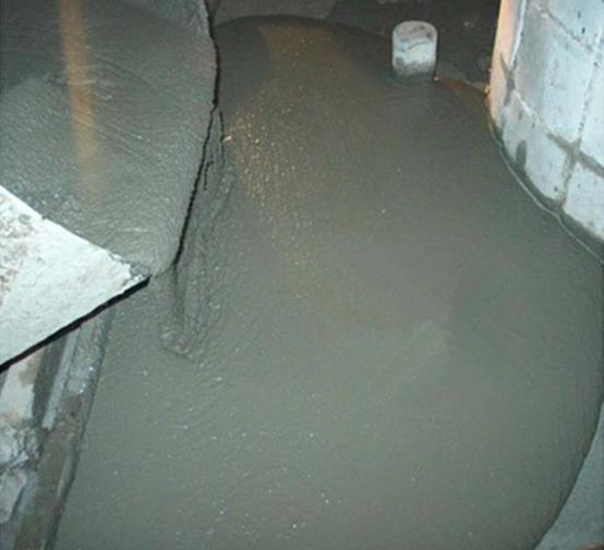 座浆料的施工流程你了解多少呢