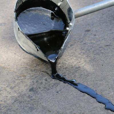 沥青路面冷灌缝剂如何进行施工