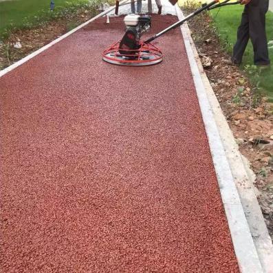 透水混凝土对比混凝土路面材料有哪些优势 探讨透水混凝土施工流程