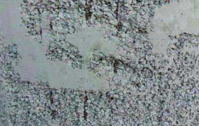修补砂浆的应用范围