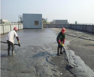 不发火水泥砂浆应该在什么条件进行施工