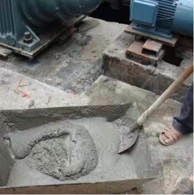 高强灌浆料冬季施工应该怎样养护 揭露高强灌浆料施工四步流程解析
