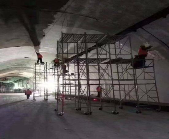 隧道专用修补砂浆施工方法有哪些 了解修