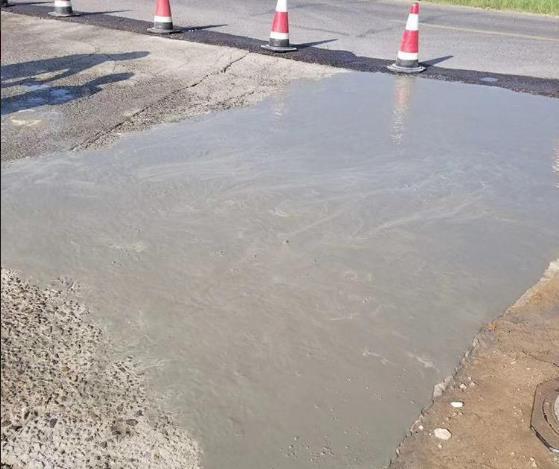 如何解决水泥混凝土路面坑洞 分析水泥混