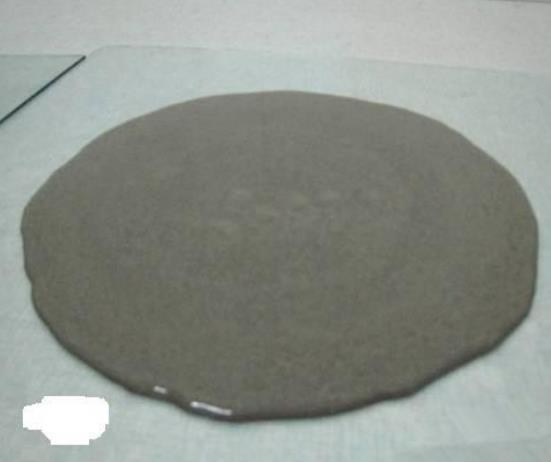 灌浆料的凝结硬化阶段