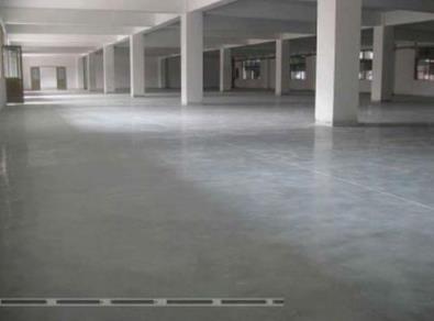 固化地坪的特色