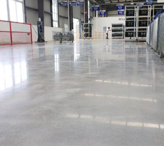 混凝土密封固化剂地坪的维护保养