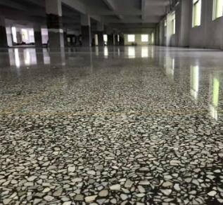 为什么选择固化地坪