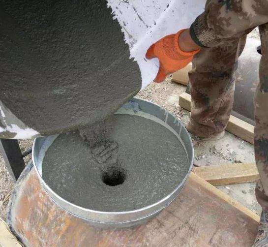 混凝土路面修补料性能