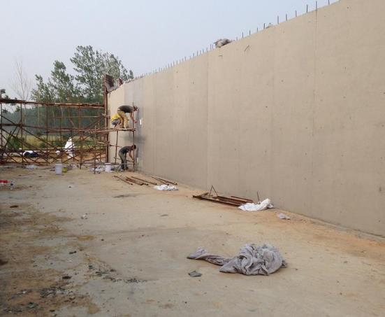 混凝土有色差如何修复