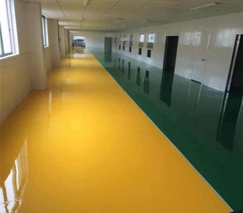 固化环氧涂料在水下施工的影响