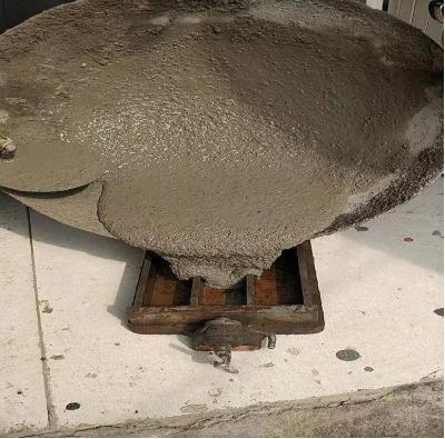 环氧灌浆料夏季施工后为什么会出现裂缝