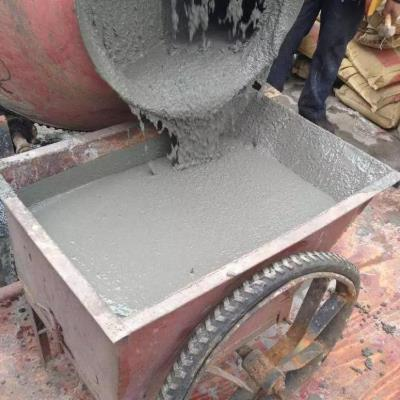 无收缩灌浆料可以单独添加水泥吗 简述无