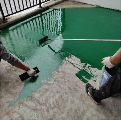 环氧地坪漆如何进行施工 探究环氧地坪漆