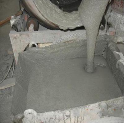 高强无收缩灌浆料的施工工艺
