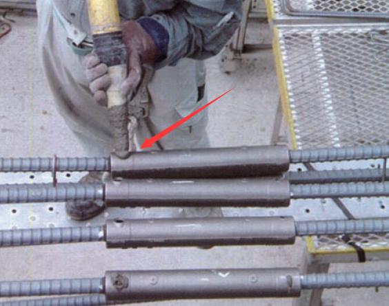 如何正确使用套筒灌浆料