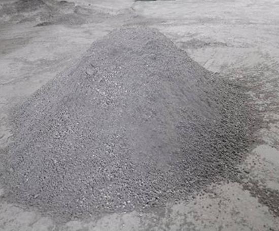 干硬性无收缩砂浆施工流程