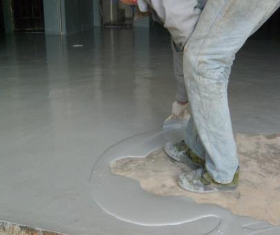 聚合物水泥注浆料如何进行施工呢