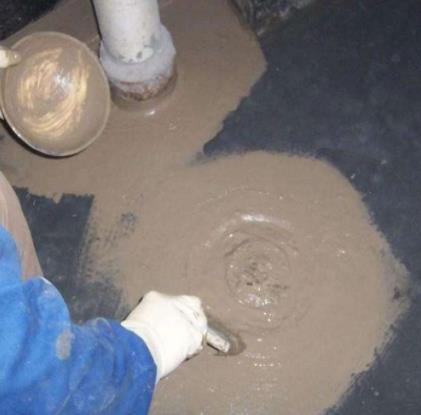 堵漏王是否和水泥一样