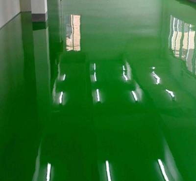 环氧地坪漆施工后如何进行养护
